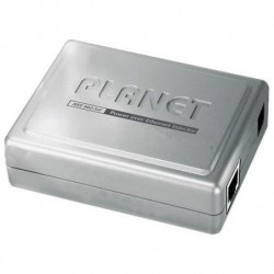 PLANET Injecteur PoE 1 port 100Mbits 802.3af 15.4W