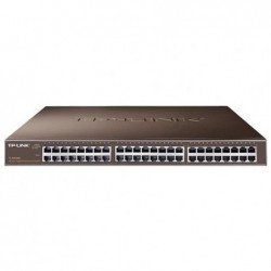 """TP-LINK Switch rackable 19"""" 48 ports Giga"""