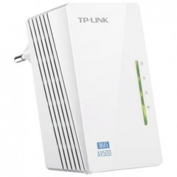 TP-LINK Adaptateur CPL 500Mbits 2 Rj45 avec Wifi N 300Mb
