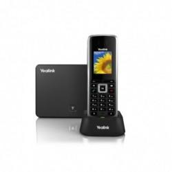 YEALINK Base DECT monocell W52 + téléphone DECT W52H