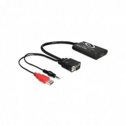 DELOCK Convertisseur HDMI...
