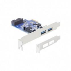 DELOCK Carte USB 3.0 PCI...