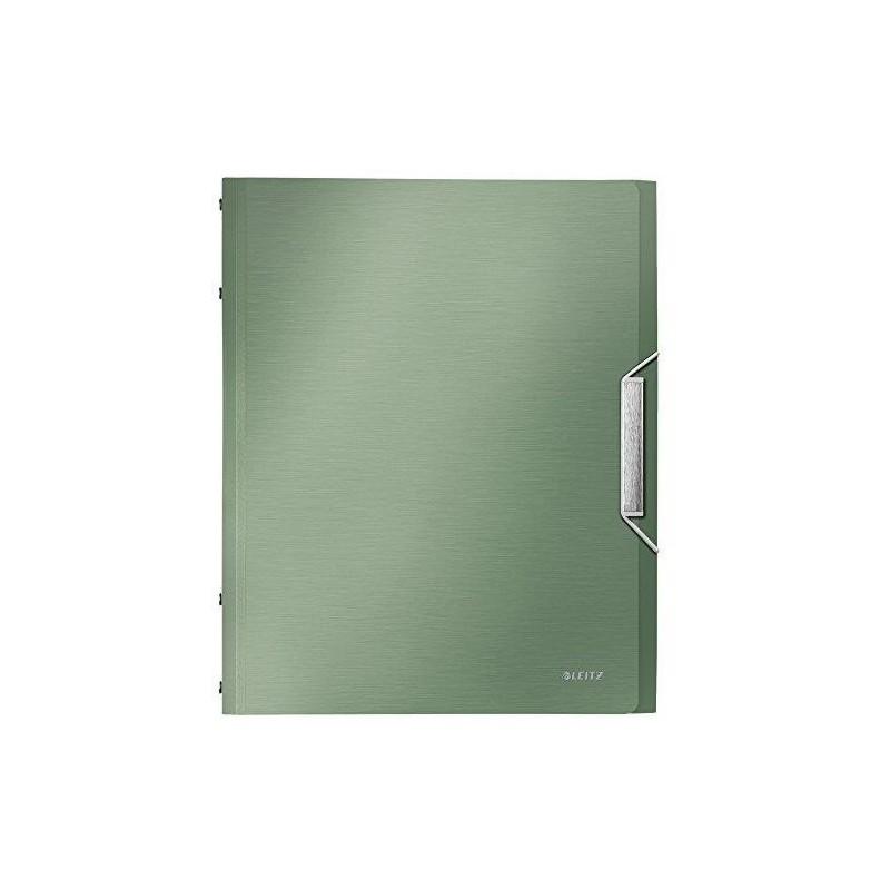 LEITZ Trieur Style A4 6 positions 200 feuilles Vert