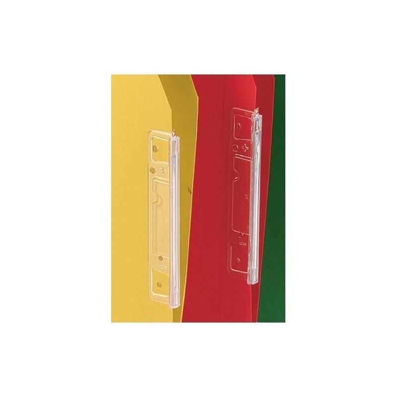 ESSELTE Sachet de 25 porte-étiquettes Visicontrol