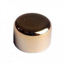 EXACOMPTA Boîte de 8 aimants F12 12mm de diamètre Or
