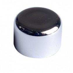 EXACOMPTA Boîte de 8 aimants F12 12mm de diamètre Argent
