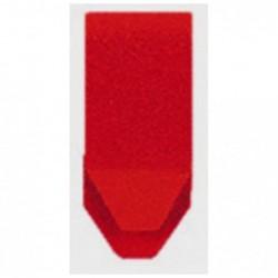 EXACOMPTA Boîte de 100 cavaliers pont Rouge