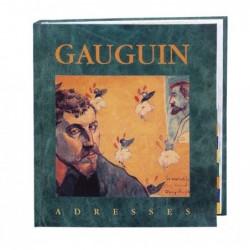 EXACOMPTA Répertoire adresse thématique Gauguin 195x175 mm