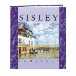 EXACOMPTA Répertoire adresse thématique Sisley 195x175 mm