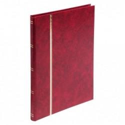EXACOMPTA EXACOMPTA Album de timbres, 225 x 305 mm, 64 pages, rouge