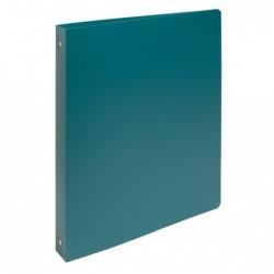 EXACOMPTA Classeur 4 anneaux 30 mm polypropylène Opaque A4 maxi Vert