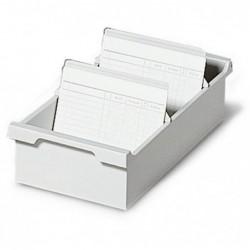 EXACOMPTA Bac 1000 fiches A4 gris lumière