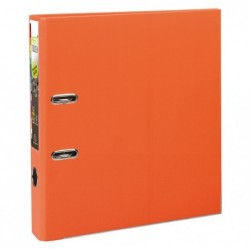 EXACOMPTA Classeur à levier Prem'Touch dos 50mm A4 orange