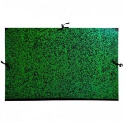 EXACOMPTA Carton à dessin 75x105 Annonay vert