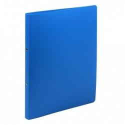 EXACOMPTA Classeur 2 Anneaux 15 mm PP A4 Bleu
