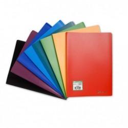 EXACOMPTA Protège-documents A4 30 pochettes 60 Vues Coloris Aléatoire