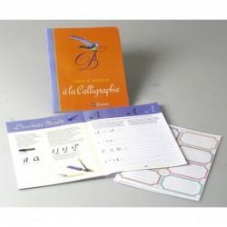 BRAUSE CALLIGRAPHIE Cahier de calligraphie Junior