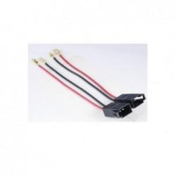 HAMA Jeu de câbles d' adaptation p. enceintes III p. Opel,Renault,Seat,VW