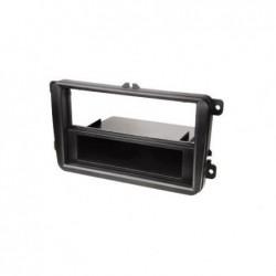 HAMA Support de montage 1-DIN pour autoradio pour VW/Seat/Skoda Noir