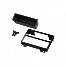 HAMA Support de montage 1-DIN pour autoradio pour Ford Fiesta Noir