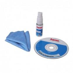 HAMA Kit de nettoyage pour DVD/Blu-ray