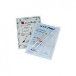 HAMA Films pour plastifieuse à chaud DIN A4 125µ 100 pièces