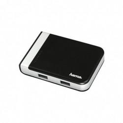 HAMA Hub / Lecteur de cartes USB3.1 avec adaptateur USB-C
