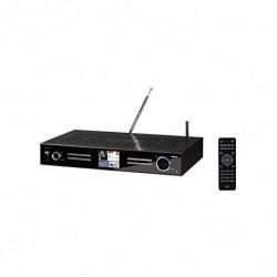 """HAMA Tuner HiFi numérique """"DIT2000"""" FM/DAB/DAB+/radio Internet"""