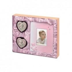 """HAMA Kit pour bébés """"Hannah"""" rose"""