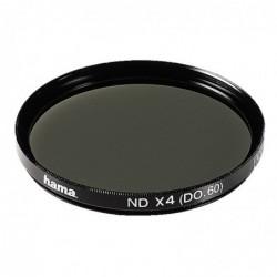 HAMA Filtre de densité neutre ND4, traitement multicouche HTMC, 55mm