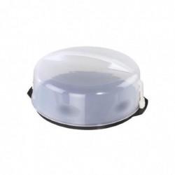 XAVAX Boîte de transport à gâteaux Diam 285 mm H 8 cm