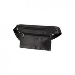 HAMA Pochette ceinture pour argent noir