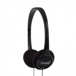 "KOSS Casque Audio stéréo On-Ear ""KPH7"" Câble 1,2 m Noir"