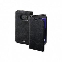 """HAMA Étui portefeuille """"Guard Case"""" pour Samsung Galaxy S7, noir"""
