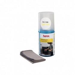 HAMA Gel de nettoyage pour TV 200 ml + Chiffon
