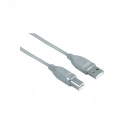 HAMA Câble USB 2.0 fiche A...