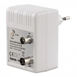 HAMA Amplificateur d'antenne / câble 20 dB réglable