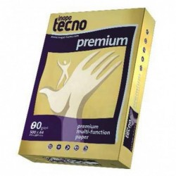 TECNO Ramette 500 F TECNO Premium A4 80g Extra Blanc FSC