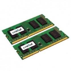 CRUCIAL TECHNOLOGY CL7 Mémoire RAM DDR3 8 Go (2 x 4 Go) PC3-8500 533 MHz pour Mac