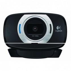 LOGITECH Webcam C615 1080p Compatible Skype/MSN/Facebook