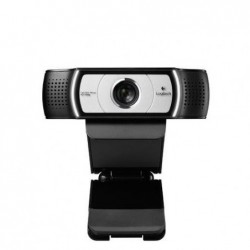 LOGITECH Webcam C930E, clipsable, USB, noire
