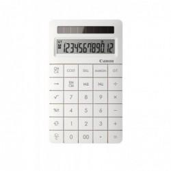 CANON Calculatrice solaire X MARK II Blanche