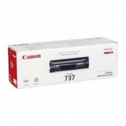 CANON Toner Laser Original CRG 737 2400 Pages Noir