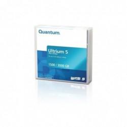 QUANTUM Cartouche Ultrium LTO 5 1,5 / 3 To