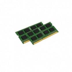 KINGSTON RAM 16Go 1600MHz DDR3 Non-ECC CL11 SODIMM Kit (2x8Go) 204-pin 1.5V