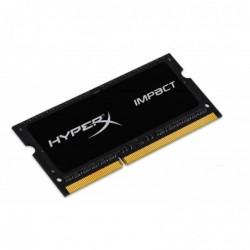 KINGSTON Mémoire HYPERX IMPACT BLACK SERIES 8GB 1600MHZ DDR3L CL9 SODIMM1.35V
