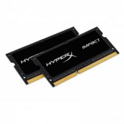 KINGSTON Mémoire RAM HyperX Impact 16 Go (2 x 8) SDRAM DDR3-1600/PC3-12800 1,35 V