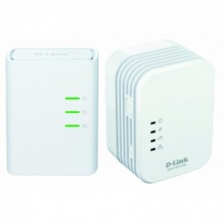 D-LINK KIT WITH 2 POWERLINE 500M HOME