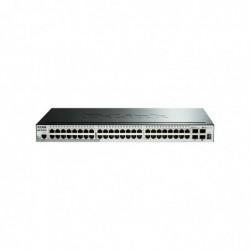 "D-LINK Switch 19"" SmartPro 48 ports Giga + 4 SFP"