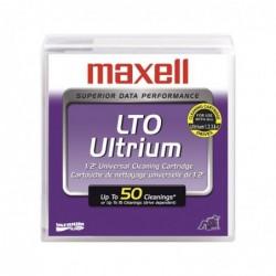 MAXELL Cartouche de nettoyage Universelle pour LTO ULTRIUM